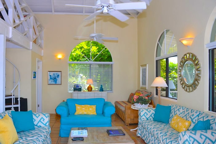 Plumeria Villa: Great Room